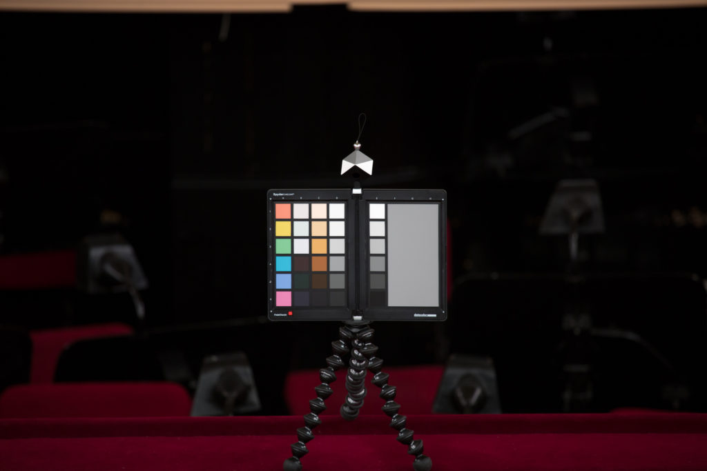 Color and exposure control