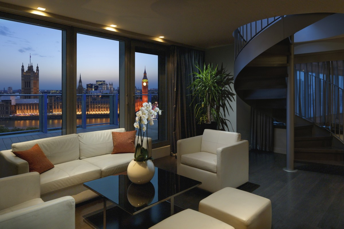 Park Plaza Hotel Master Suite