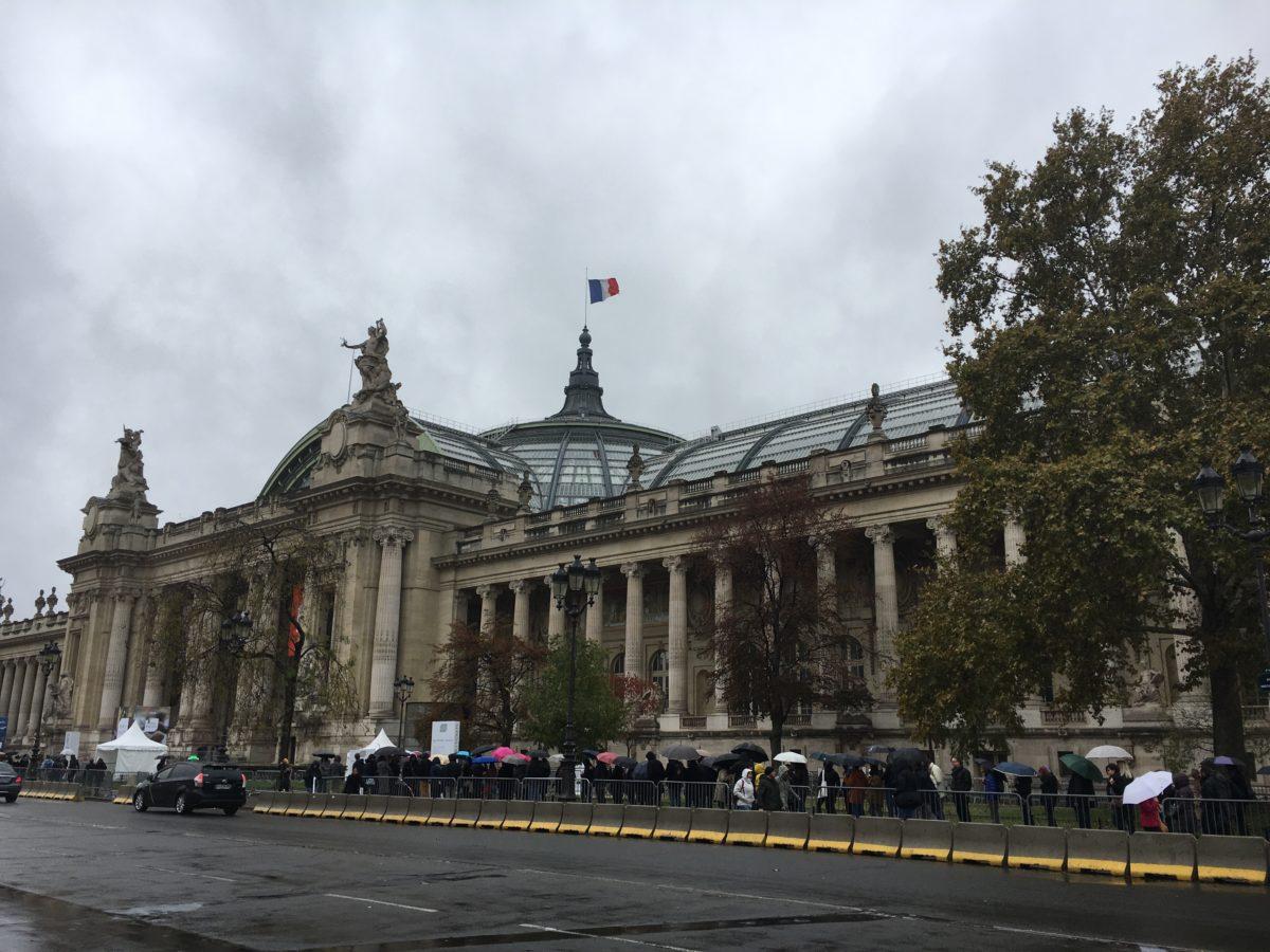 Фотовыставки PARIS PHOTO и fotofever Paris 2018: что выставляется и почем продается